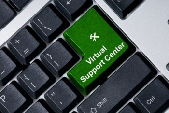 virtual support center