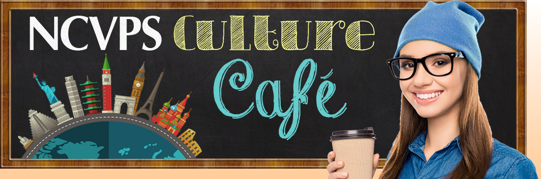 NCVPS Culture Cafe banner