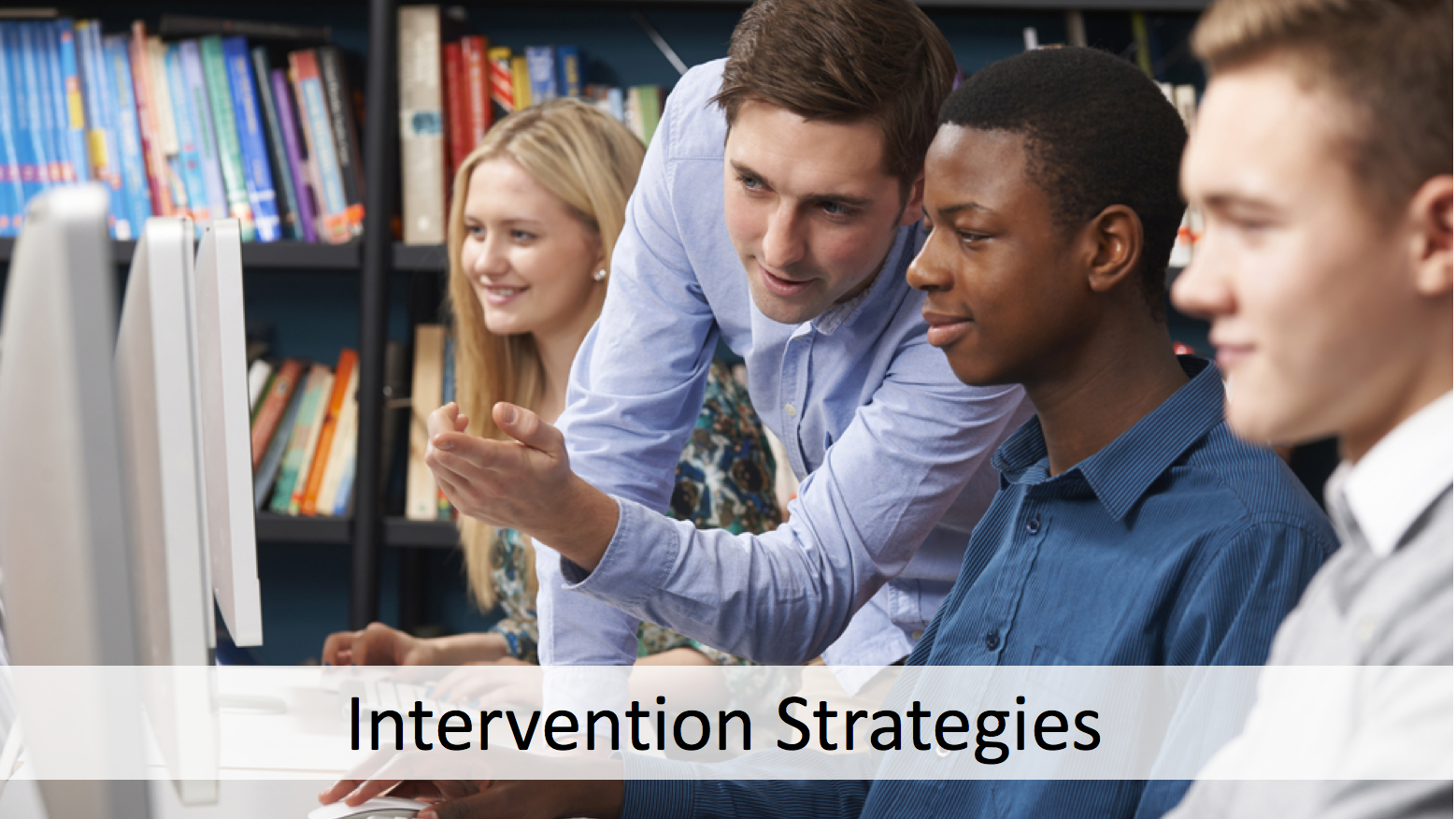 Intervention Strategies Logo