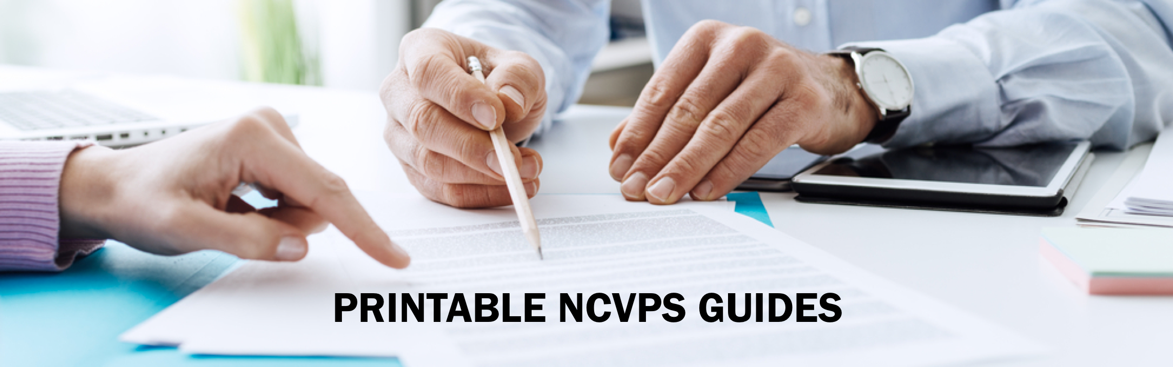 NCVPS Printable Documents Image