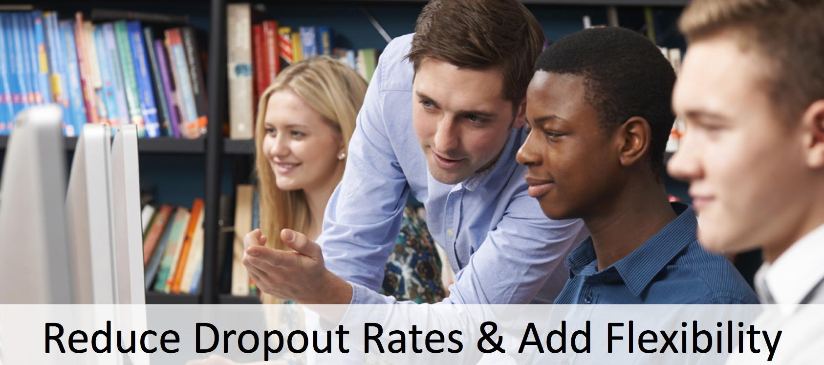Reduce Dropout Rates Image