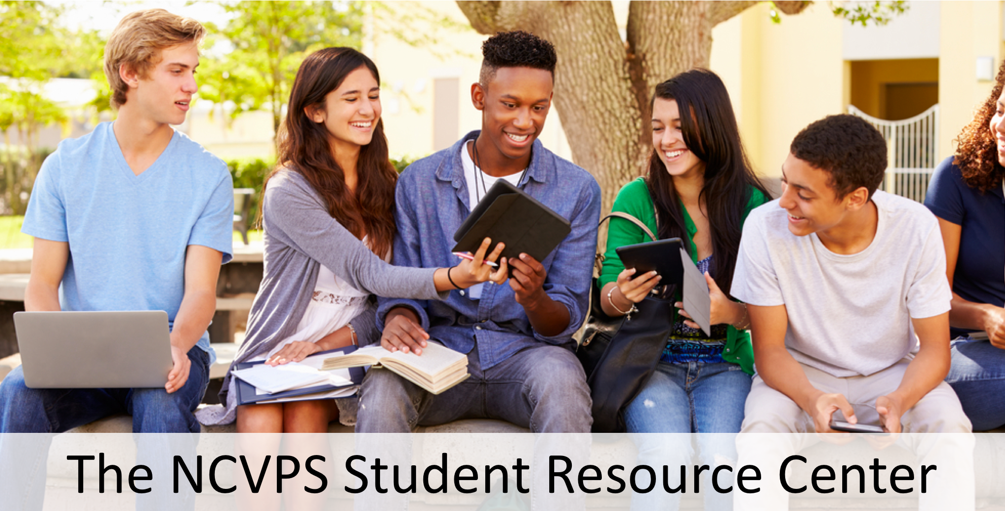 Student Resource Center Image
