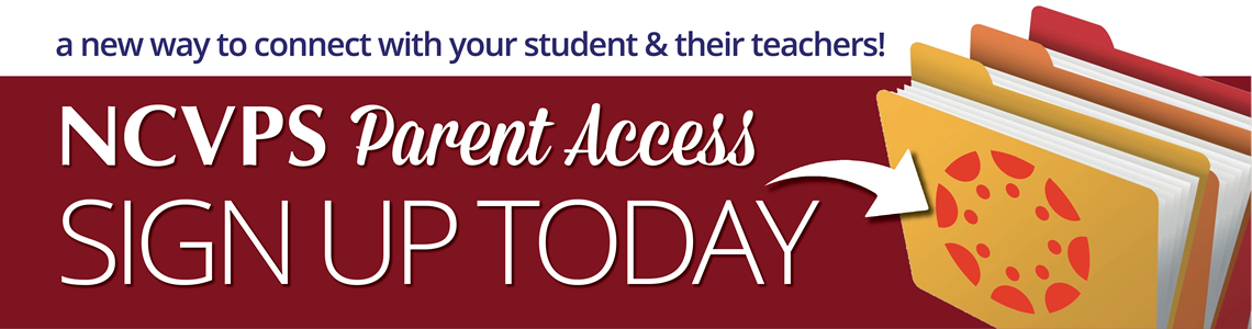access parent canvas sign up!