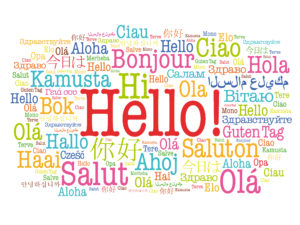 Hello In World Languages