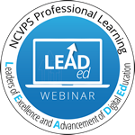 Lead Ed Webinar Series